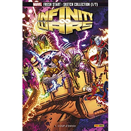 Infinity Wars (fresh start) Nº1