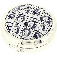 Pilledose für Damen mit Pinzette, ideal für Reisen, von Stratton, Heritage Collection preisvergleich bei billige-tabletten.eu