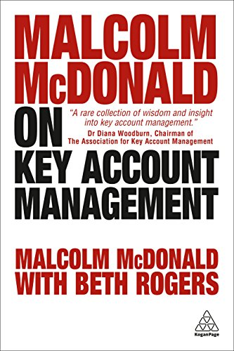 Malcolm McDonald on Key Account Management (English Edition)