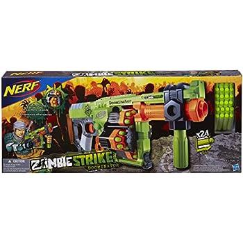 a7009e0f1061cb Nerf - B1532EU40 - Zombie Doominator - Jeu de Fléchettes: Amazon.fr ...