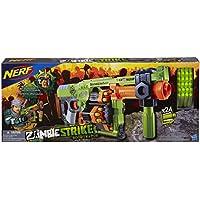 Nerf - B1532EU40 - Zombie Doominator - Jeu de Fléchettes