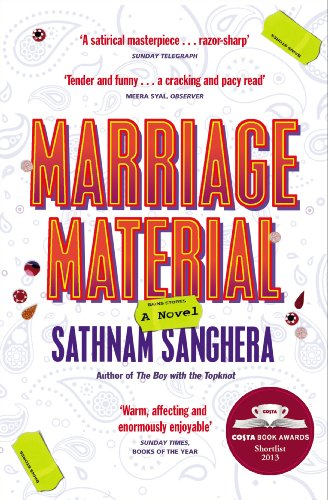 Marriage Material by [Sanghera, Sathnam]