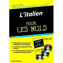 Kit audio Italien Pour les Nuls