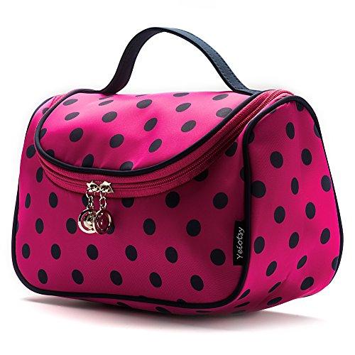 Travel Makeup Bag for Girls, Yei...