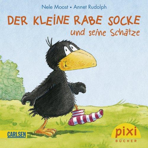 Pixi-Bundle 8er Serie 193: Der kleine Rabe Socke (Pixi-8er-Set, Band 193) - 9