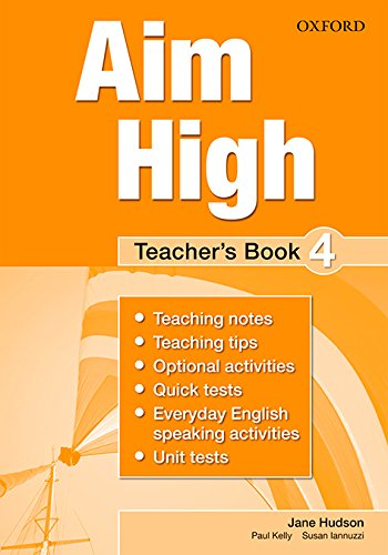 Aim High 4. Teacher's Book