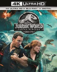 Jurassic World: Fallen Kingdom (UHD + BluRay)