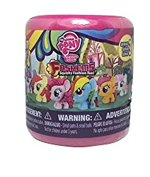 Tech4Kids My Little Pony Fash-Em Series 3 Blind Pack Capsule
