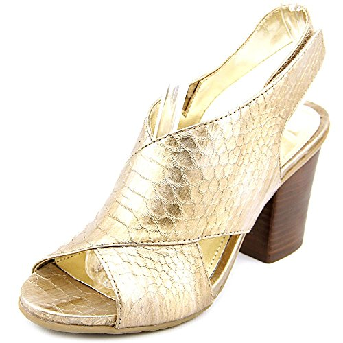Kenneth Cole Reaction Frida People Donna US 9.5 Oro Sandalo