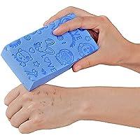VG SHOP Ultra Soft Exfoliating Sponge | Asian Bath Sponge For Shower | Japanese Spa Cellulite Massager | Dead Skin…