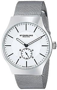 Stührling Original Reloj con movimiento cuarzo suizo Albion 40 mm de Stührling Original