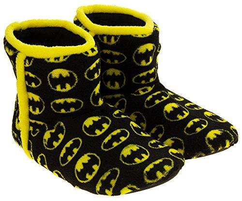 Hommes superbe Batman Pantoufles en tissu