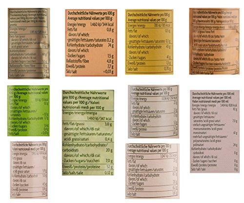 biozentrale Vegan Geschenkbox - enthält 10 BIO-Produkte, 1er Pack (1 x 1 ) - 2