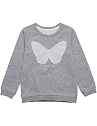 Esprit Kids Sweat Shirt, Sweatshirts Fille, Heather Pink 301