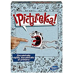 Games - Pictureka (Hasbro B0731105)