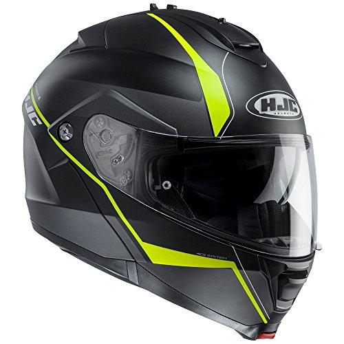 HJC IS-MAX 2 Mine Black Yellow M Black / Yellow