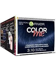 Garnier Color Me Coloration Cheveux Permanente Brun Bleuté 3.10 - Lot de 3