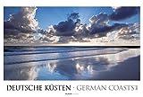 Deutsche Küsten 2017 - Nordsee / Ostsee - Bildkalender XXL (68 x 46) - Landschaftskalender - Naturkalender