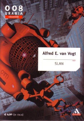 Slan 1951 Urania Collezione 008 Alfred E.Van Vogt