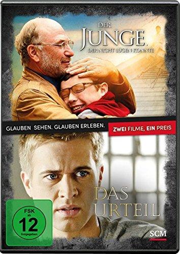 Das Urteil / Der Junge, der nicht lügen konnte [2 DVDs]