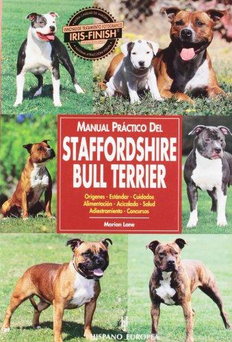 Manual Practico del Staffordshire Bull Terri por Marian Lane
