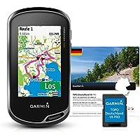 Garmin Sistema de navegación GPS de mano Oregon 700, 0.211, color negro, Con TOPO Germany V8 PRO