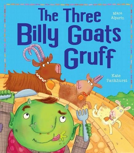 The Three Billy Goats Gruff Cover Image