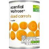 Rebanadas de Zanahorias esencial 300g Waitrose