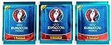 Panini EURO 2016 - Set 3 Tüten Lidl Mit Aufdruck Gratis Omaggio Regalo