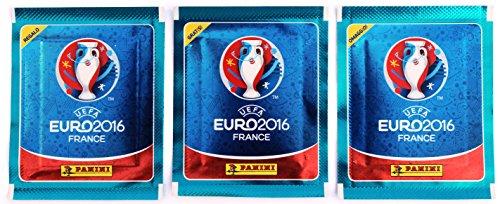 Panini EURO 2016 - Set 3 Tüten Lidl Mit Aufdruck Gratis Omaggio Regalo -