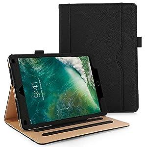 Le forfait comprend: 1 x 9,7 pouces iPad CaseCouleur: NoirMarque: AnjooMatériel: TPUCaractéristiques: Conçu pour les utilisateurs modernes, Apple New iPad 9,7 pouces (iPad 9.7 2017, iPad Air 1, iPad Air 2) Case rejoint la protection essentielle avec ...