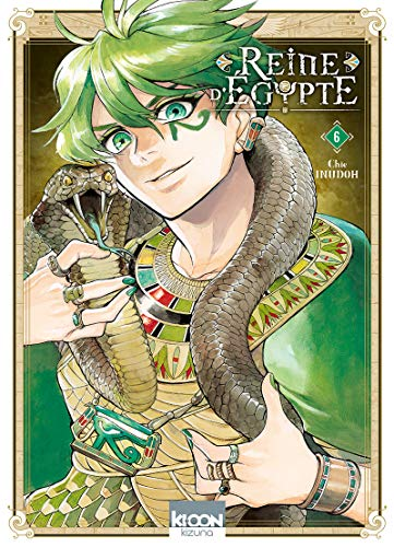 Reine d'Egypte Edition simple Tome 6