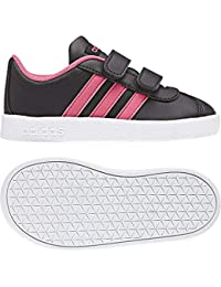 low priced dcab0 dbb0e adidas VL Court 2.0 CMF, Sneakers Basses Mixte bébé