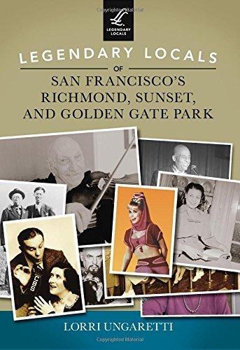 Legendary Locals of San Francisco's Richmond, Sunset, and Golden Gate Park
