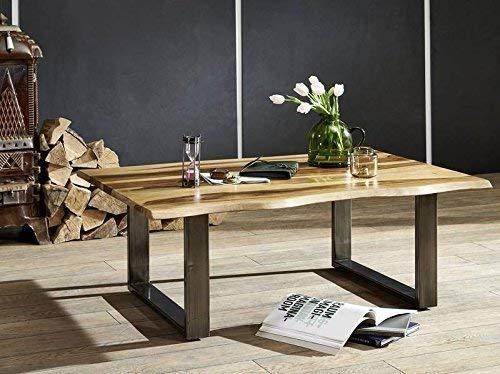 Table basse 120x80cm - Bois massif de palissandre laqué (Noble Unique) - SYDNEY #0202