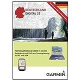 Garmin TOPO DVD Deutschland Digital 25