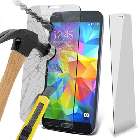 BNBUKLTD® 2 X (2 Pack) Tempered Glass Screen Protector For Various devices (Samsung Galaxy S5 Neo)