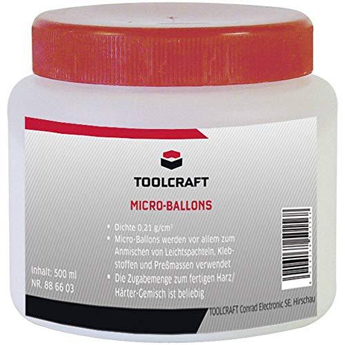 TOOLCRAFT Micro Kugeln Weiße 500ml Micro Kugeln 240044500ml -