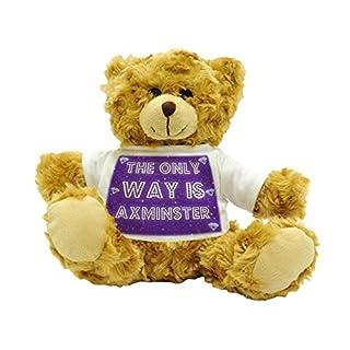 The Only Way Is Axminster-Plüsch-Teddybär, 22 cm hoch, ca.)