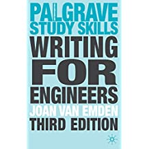 Writing for Engineers (Palgrave Study Skills)