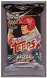 Best Baseball Card Packs - 2018 Topps Series 1 Baseball, Jumbo Hobby Pack Review