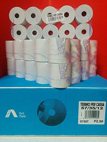 Rollos Térmicos Caja de 50 mm