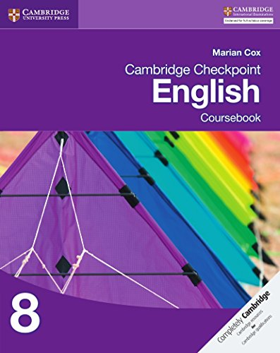 Cambridge checkpoint english. Coursebook 8. Per le Scuole superiori. Con espansione online