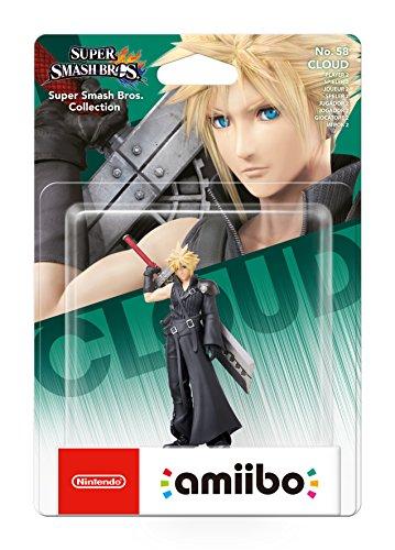 Nintendo - Amiibo Cloud, Versión 2 (Colección Super Smash Bros) (precio: -€)