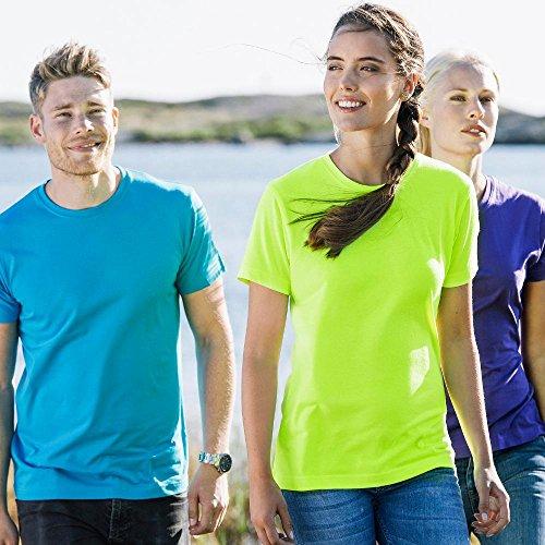 Clique - Damen T-Shirt 'New Classic-T' türkis (54)