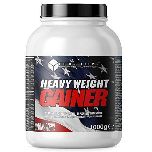 BBGenics HWG Heavy Weight Gainer, Schoko, 6000g Dose, SP-KH0262