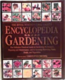 #8: Royal Horticultural Society Encyclopedia of Gardening (Value Books)