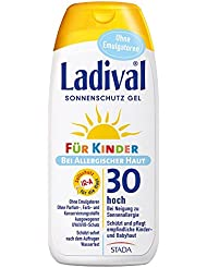 Ladival Sonneschutz Gel für Kinder bei allergischer Haut LSF 30, 200 ml