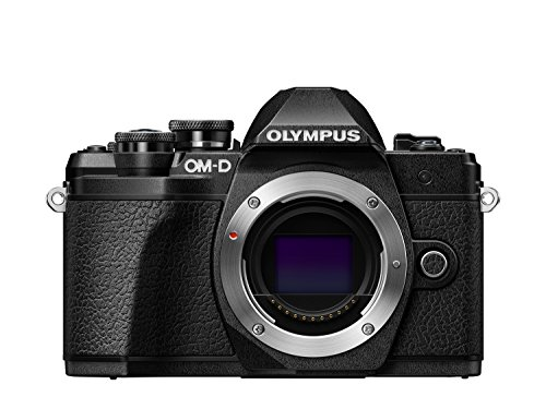 Olympus OM-D E-M10 Mark III (Body) Black