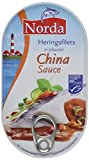 Norda Heringsfilets, zarte Fisch-Filets China, MSC zertifiziert, 200 g